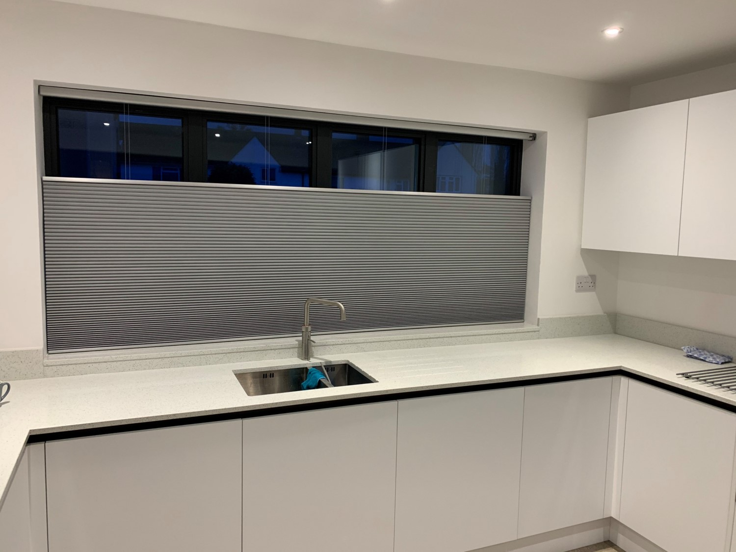 bottom up pleated blinds for kitchen solutions