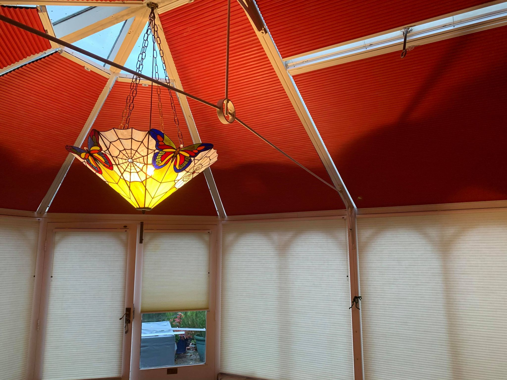conservatory roof red lux duette 4